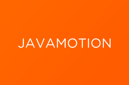 Javamotion nom name creation design agence agency crée graphisme