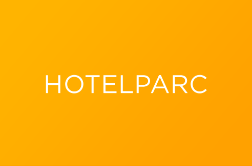HotelParc nom name creation design agence agency crée graphisme