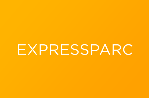 expressparc nom name creation design agence agency crée graphisme