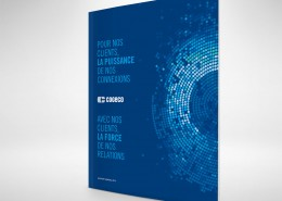 Cogeco https://www.cogeco.ca/en/home rapport annuel annual report 2016 design creation agence agency financial communication communication financière corporate communication communication corporative